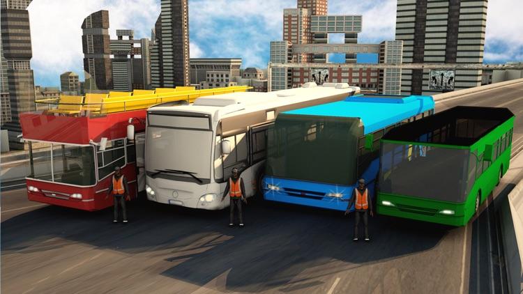 School Bus Simulator Game 2017