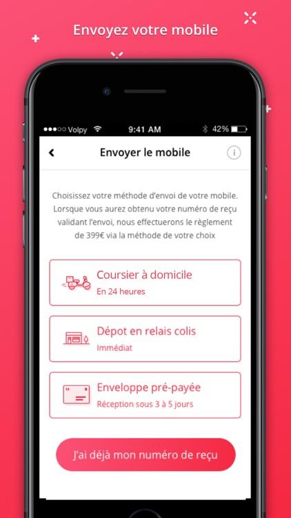 Volpy Changez votre mobile screenshot-4