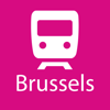 Brussels Rail Map Lite