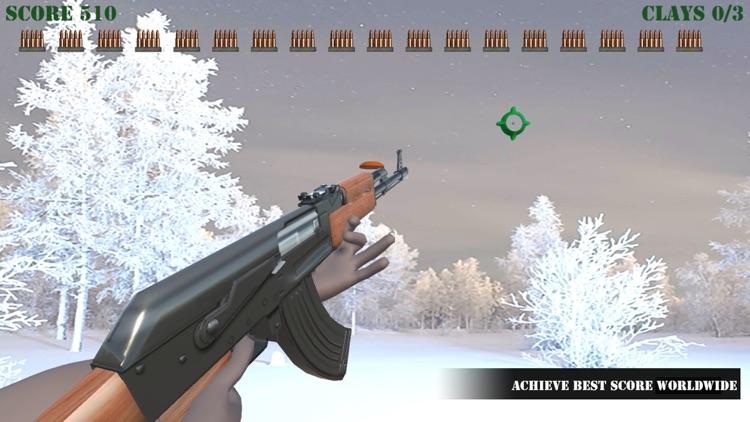CLAY SHOOTING SKEET PRO screenshot-3