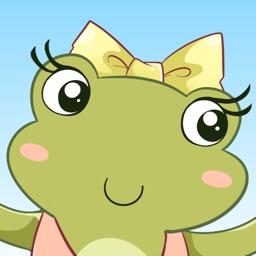 青蛙舞者 Froggie's Dance - 双语童书