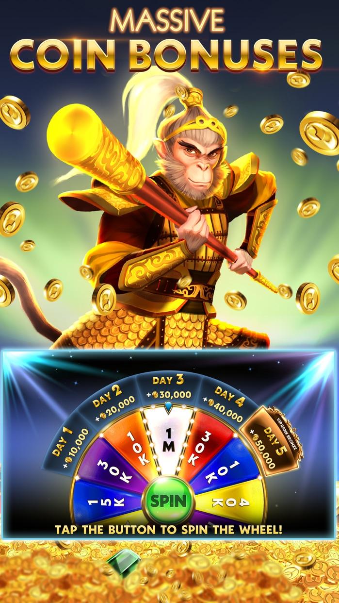 Vegas Blvd Slots: Casino Game Screenshot