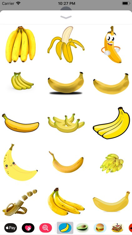 Go Bananas Stickers