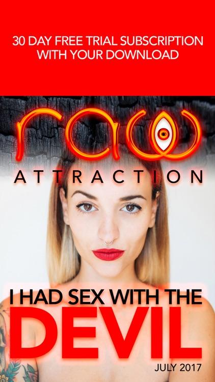 Raw Attraction Magazine screenshot-3