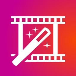 Vidmax: Video Editor & Cropper