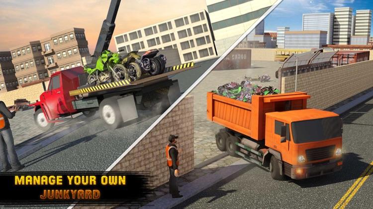 Car Junkyard Tycoon Simulator screenshot-3