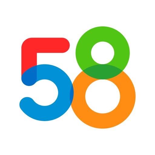 58同城-招聘找工作求职购车租房