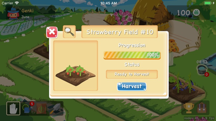 GrubMarket FarmBox Game