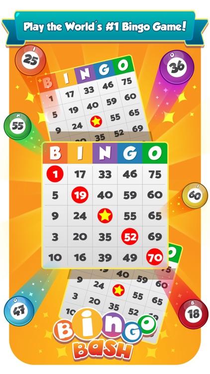 Bingo Bash: Bingo & Slots screenshot-4