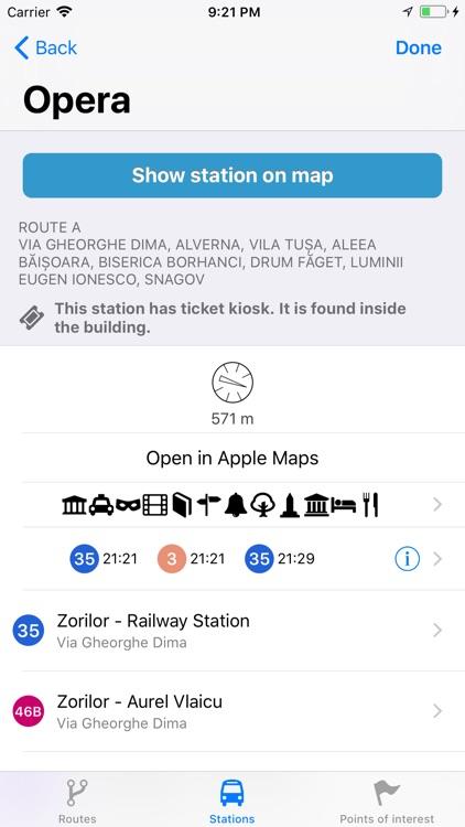 Cluj Bus screenshot-3