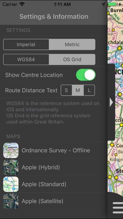 Peak District Maps Offline screenshot-5