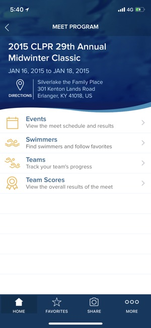 Meet Mobile: Swim on the App Store