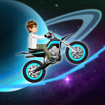 Ben Space Bike Race