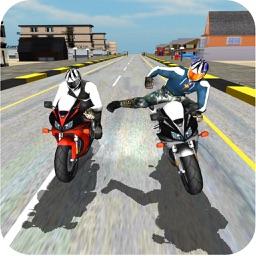 Bike Punch Fight