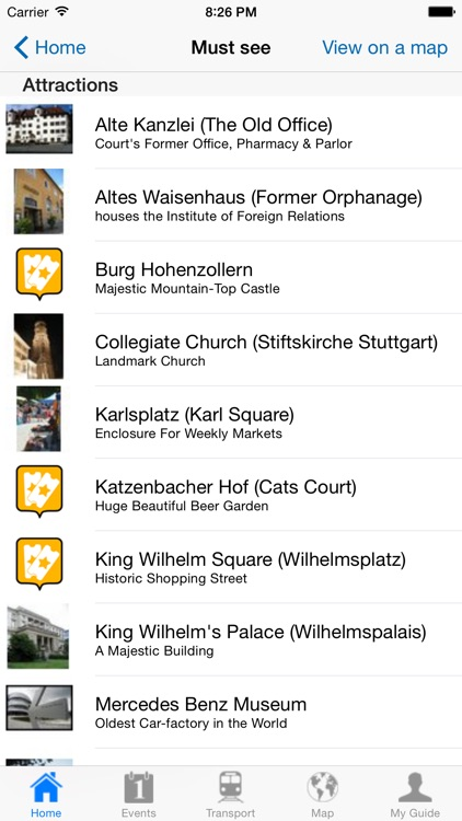 Stuttgart Travel Guide Offline screenshot-3