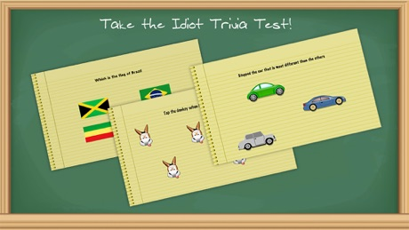 Idiot Test – Brain Teasers and Mind Games
