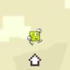 跳跃的小绿人 - 风靡的冒险游戏