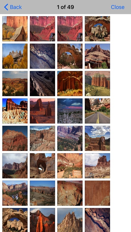 National Park In Capitol Reef screenshot-3