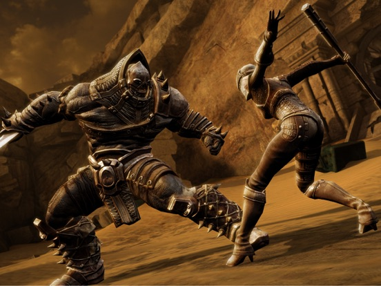 Screenshot #2 for Infinity Blade III