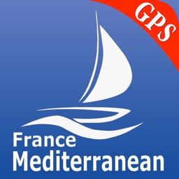 France Med. GPS Nautical Chart