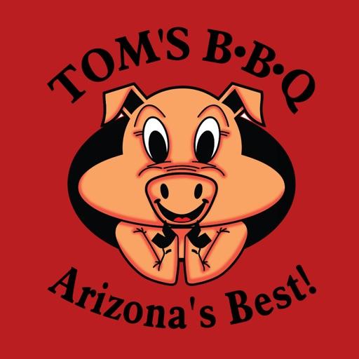 Tom's BBQ iOS App