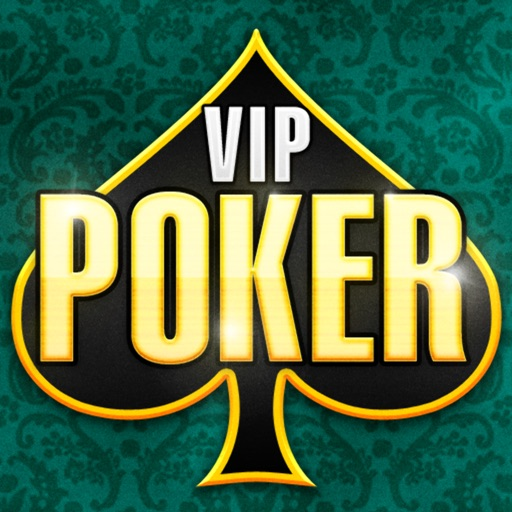 VIP Poker - Texas Holdem iOS App