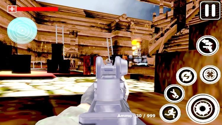 Dead Target Zombie screenshot-3