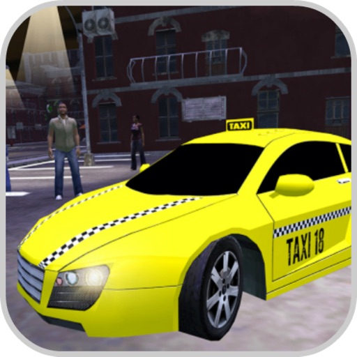 Taxi Customer: Driving SIM