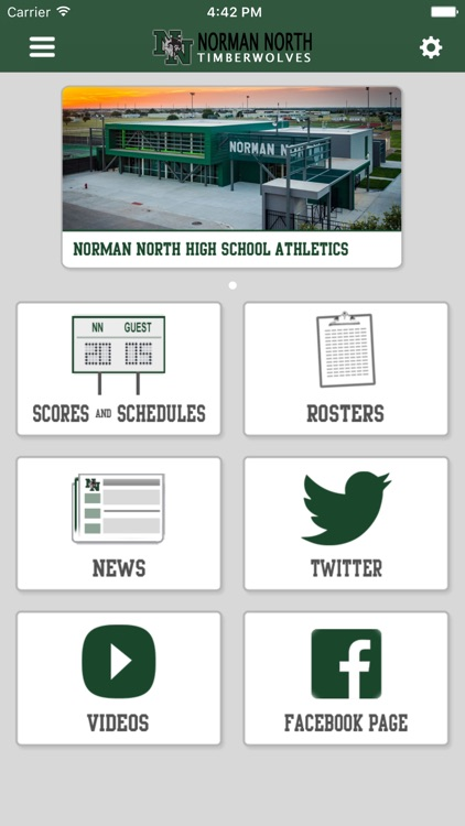 Norman North Athletics