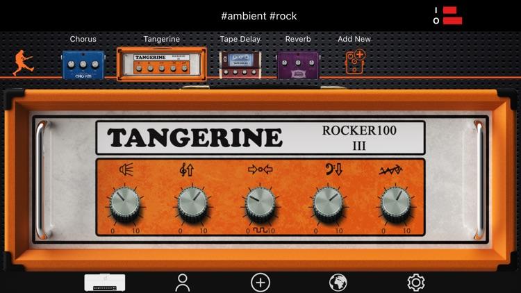 Deplike - Guitar Effects & Amp screenshot-0