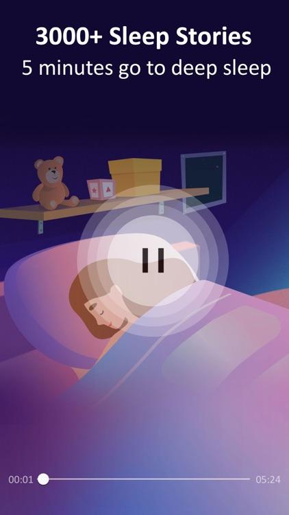 Peace: Calm Sleep Meditation screenshot-0