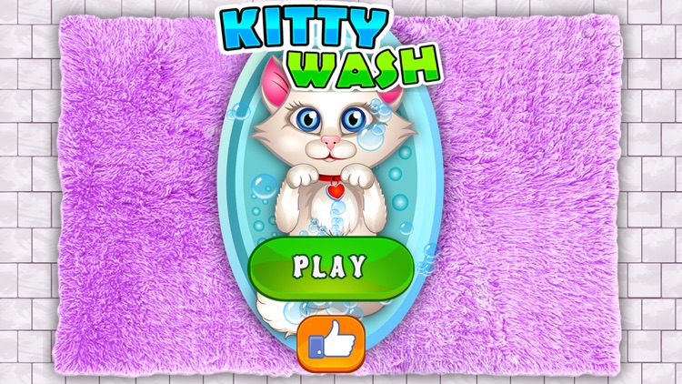 Kitty Cat Pop: My Virtual Pet screenshot-3
