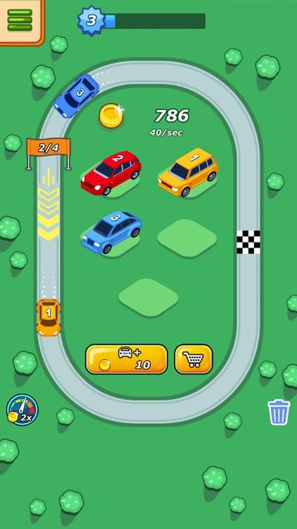Merge Cars - Evolution Clicker