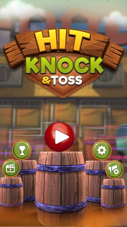 Hit & Toss Knock Down 3D