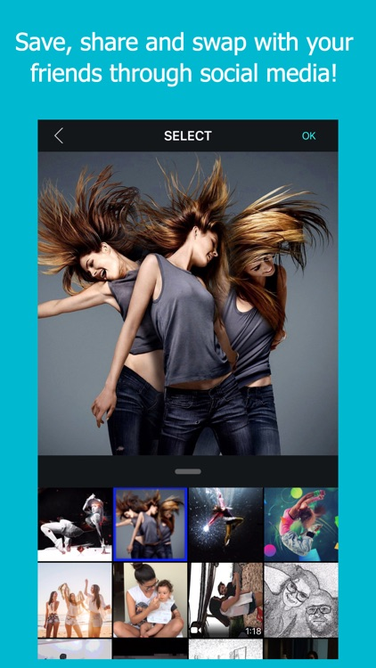 Photo Video Editor 4 Live Camera - Selfie Effects