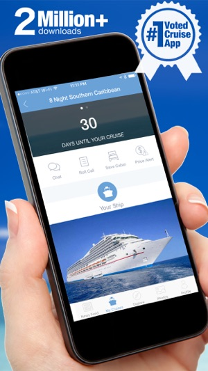 Cruise Ship Mate On The App Store - Cruise ship finder app
