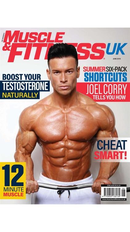 Muscle & Fitness UK Magazine screenshot-4