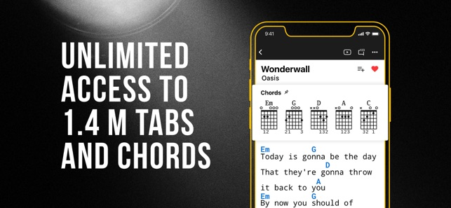 Ultimate Guitar: Chords & Tabs on the App Store