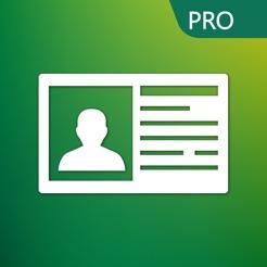 Scanner De Carte Visite Pro 4