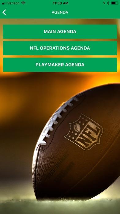 NFL Annual Meeting screenshot 2
