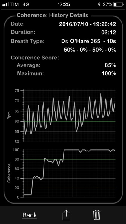HeartRate+ Coherence screenshot-4
