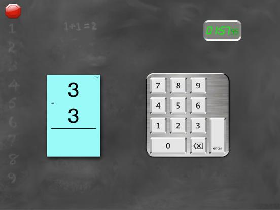 FlashToPass Math Flash Cards Screenshot 2