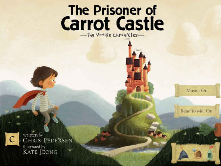 The Prisoner of Carrot Castle