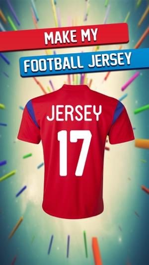 football jersey store
