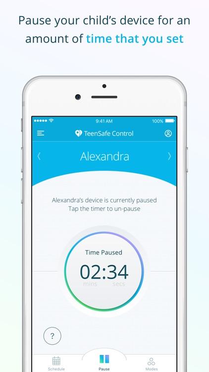 TeenSafe Control screenshot-4