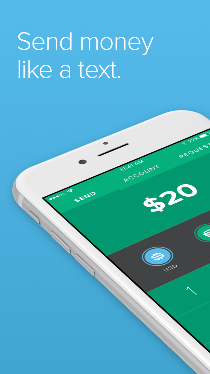 Circle Pay Screenshot