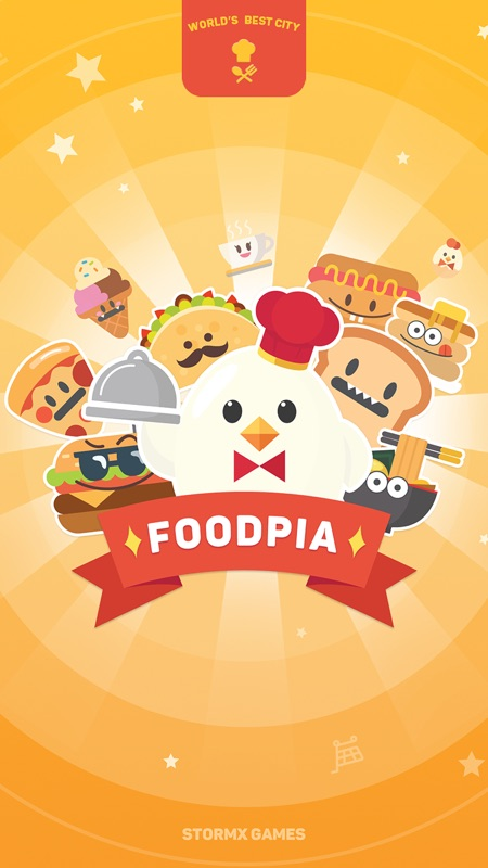 Foodpia Tycoon - Tips for Android & iOS Game | TipsJoy com