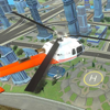 PHAM THI THU - 911 City Helicopter Rescue artwork
