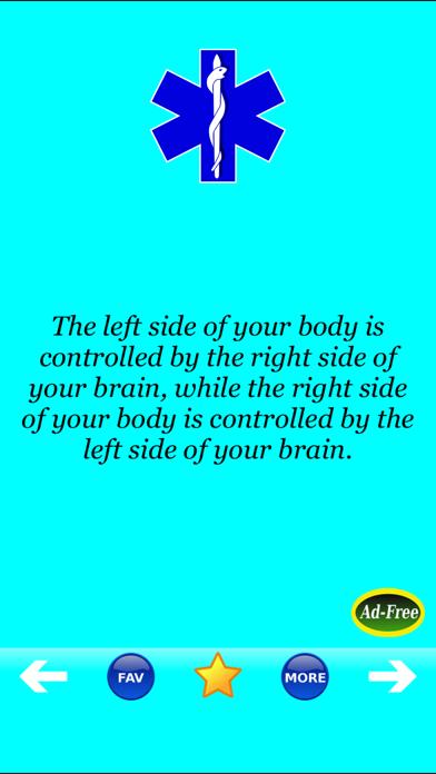 Medical Fun Facts, Cool TriviaScreenshot of 3