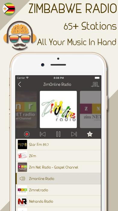 Live Zimbabwe Radio Stations screenshot one